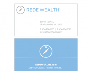 Rede Wealth Business Card