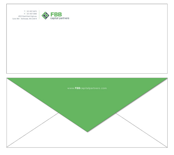 Envelope for FBB Capital Partners