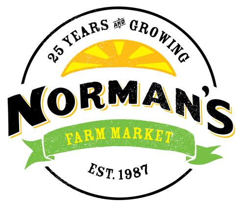 Norman's Farm Market logo