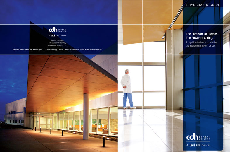 Brochure for ProCure Proton Therapy Center