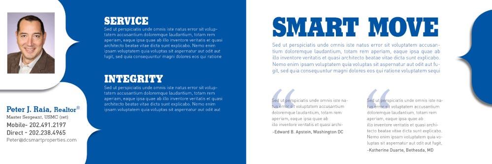 Brochure for DC Smart Properties