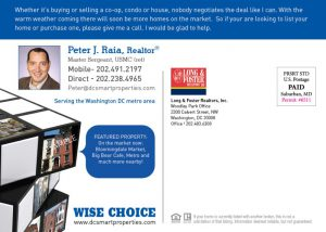Postcard for DC Smart Properties
