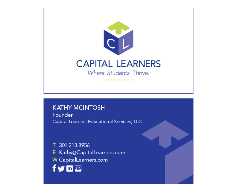 Capital Learners Business Card