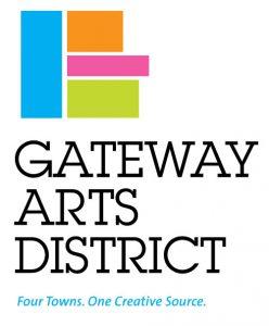 Logo for Gateway Arts District