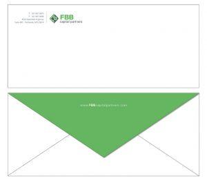 Envelope for FBB Capital Partners
