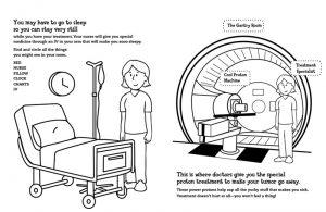 Illustration for ProCure Proton Therapy Center