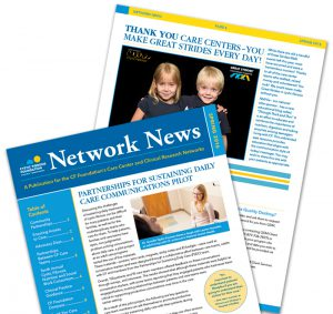 Cystic Fibrosis Foundation Newsletter